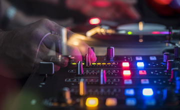 alquiler equipo sonido DJ