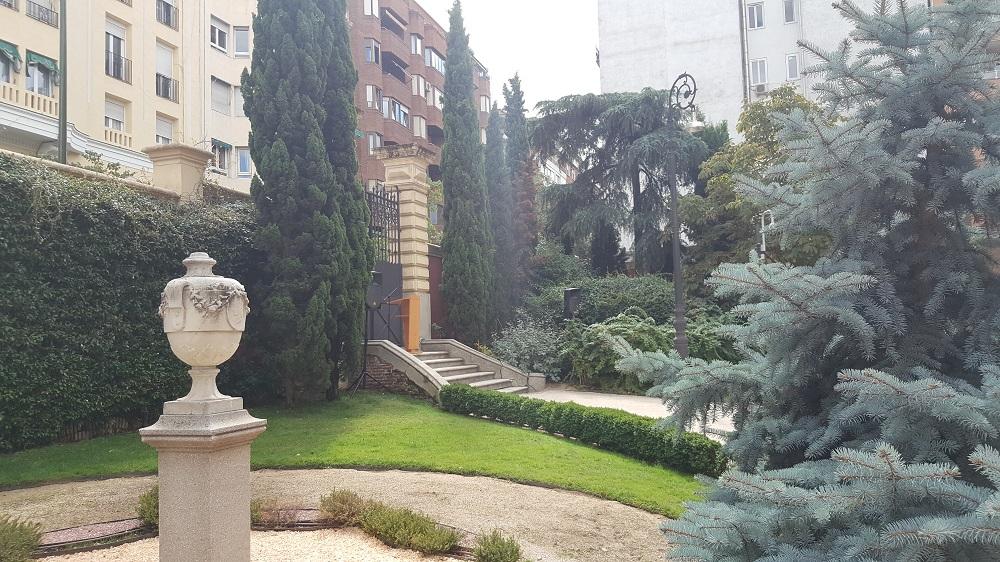 alquiler equipo de sonido para conferencias en museo Lazaro Galdiano