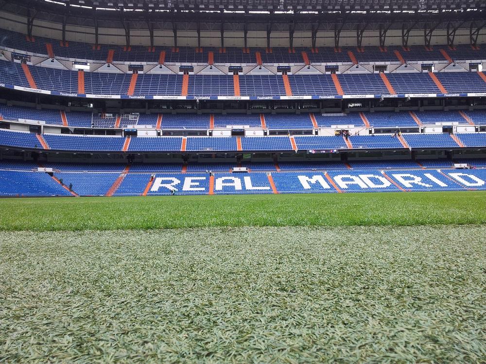 Alquiler de sonido para el Real Madrid Club de Futbol